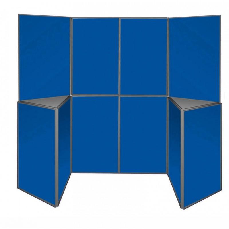 Portable Exhibition Panels : Portable display system versatile