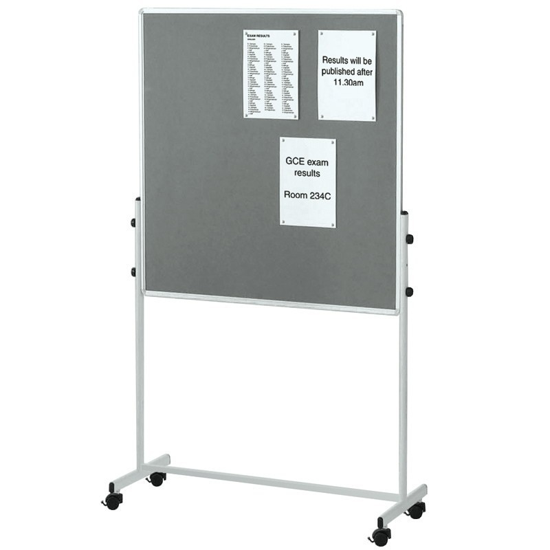 Mobile Display Notice Board