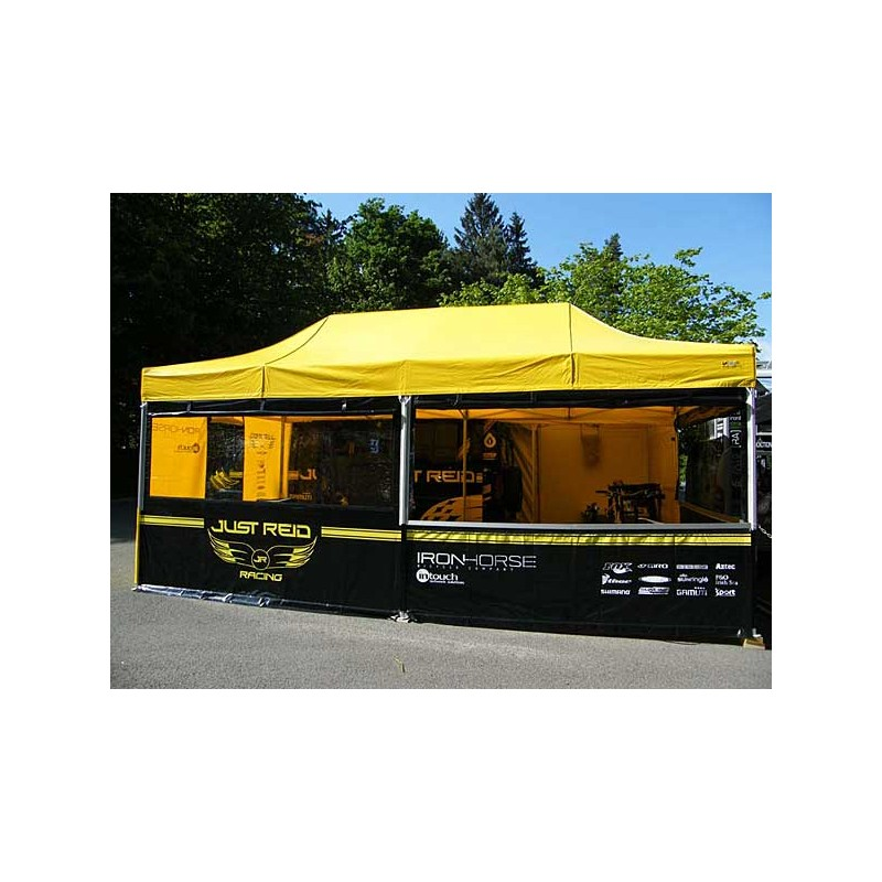Custom Branded Canopy Tents