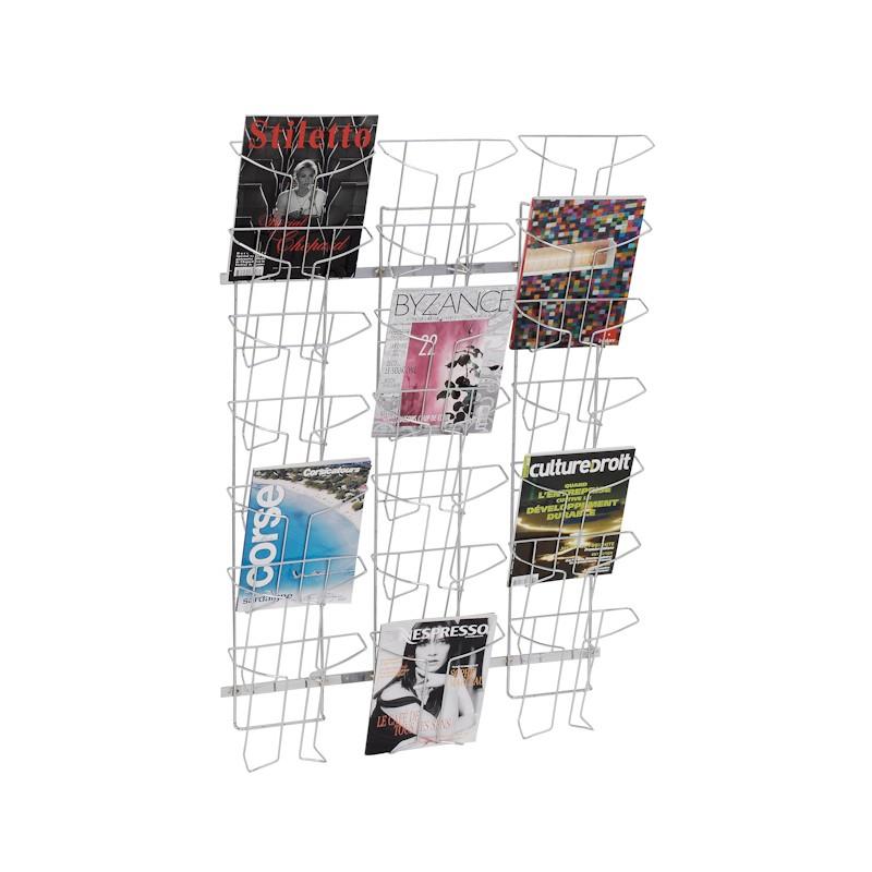 Wire Literature Rack Brochure Holder Display