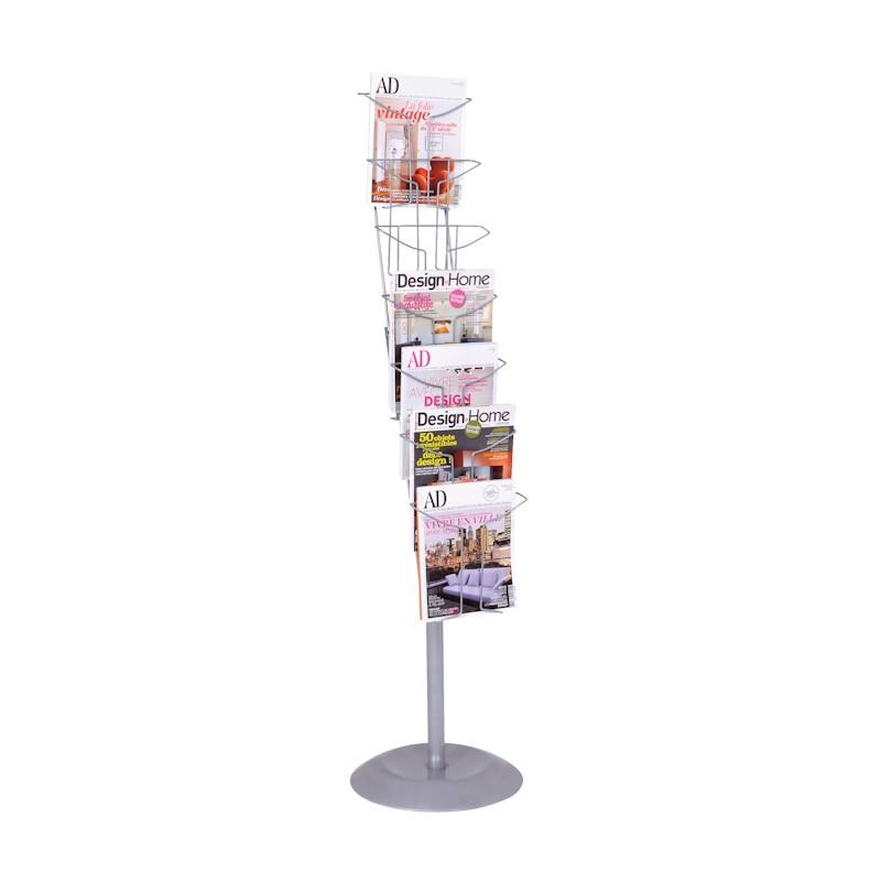 Magazine Holder Literature Display Discount Displays
