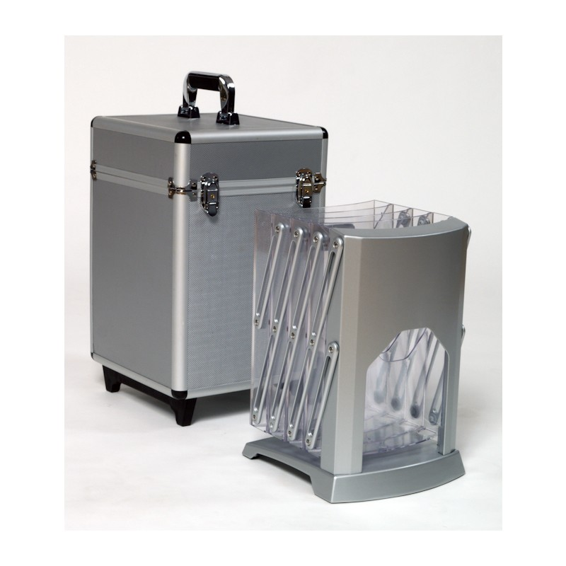 Portable Exhibition Stand Design : Fold up brochure holder compact literature display rack