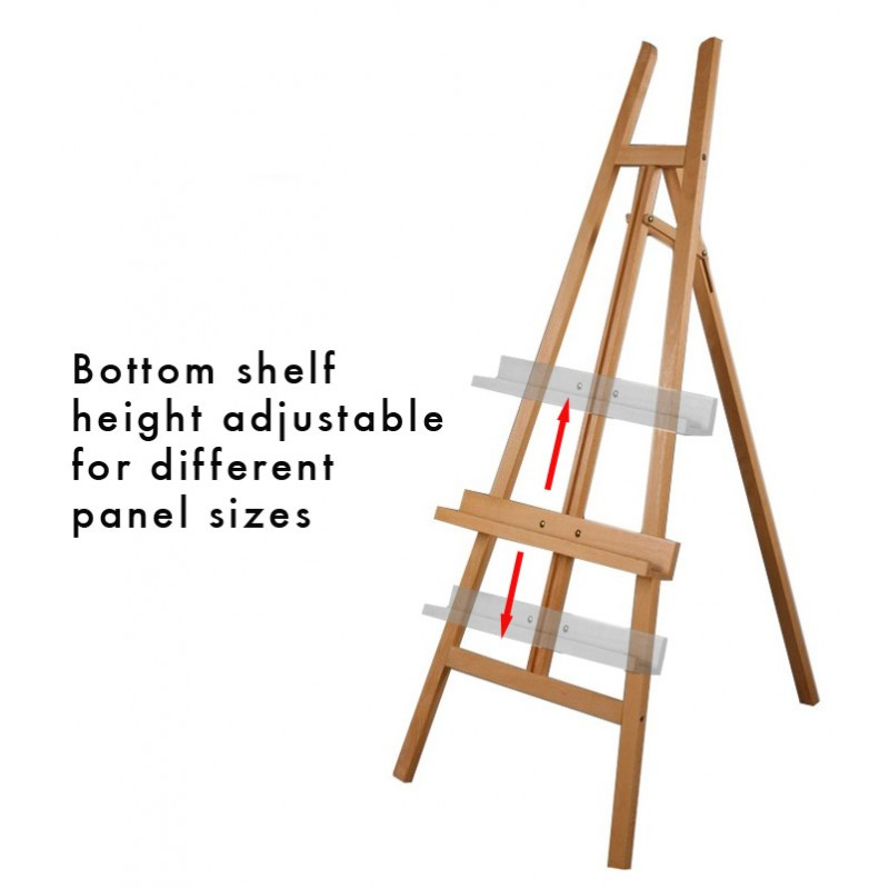 Wooden Display Easel with Poster Frame | Discount Displays