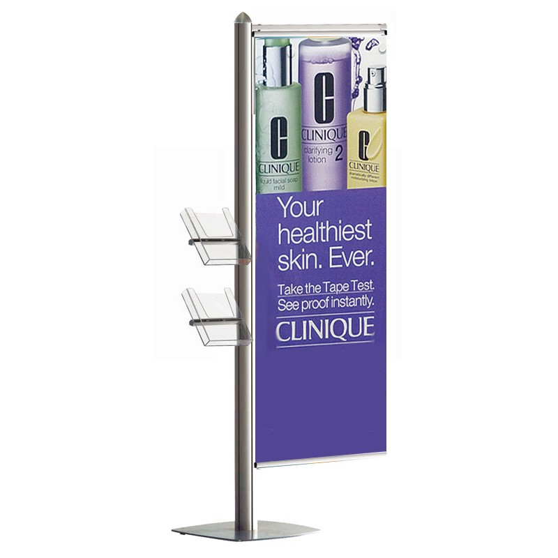 Exhibition Stand For Sale : Point of sale banner display stand