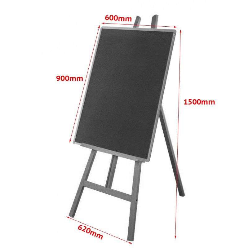 Notice Board Display Easel A1