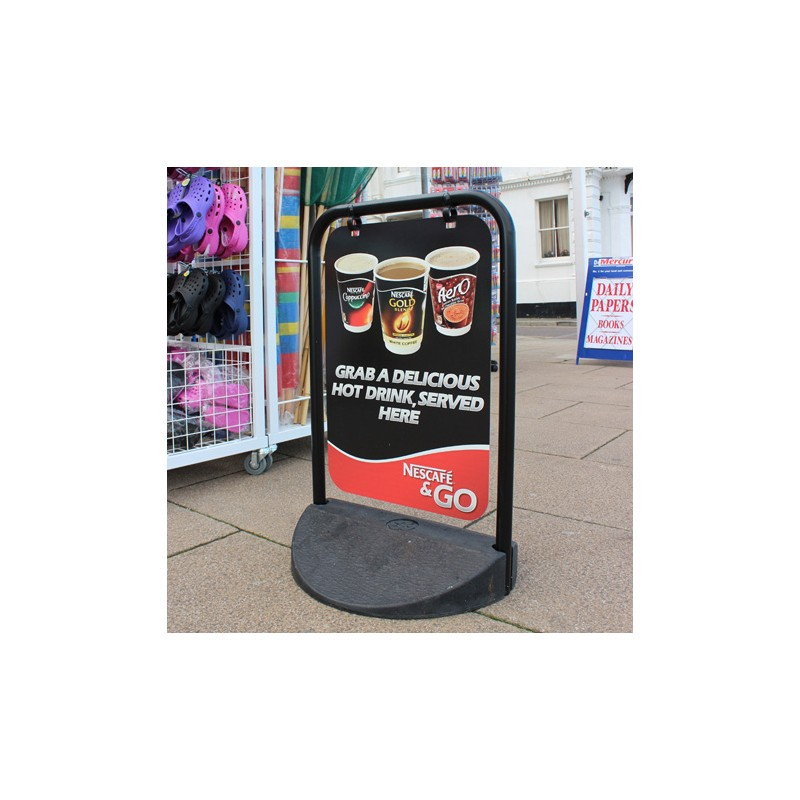 A Board Retail Shop Display Signs Discount Displays