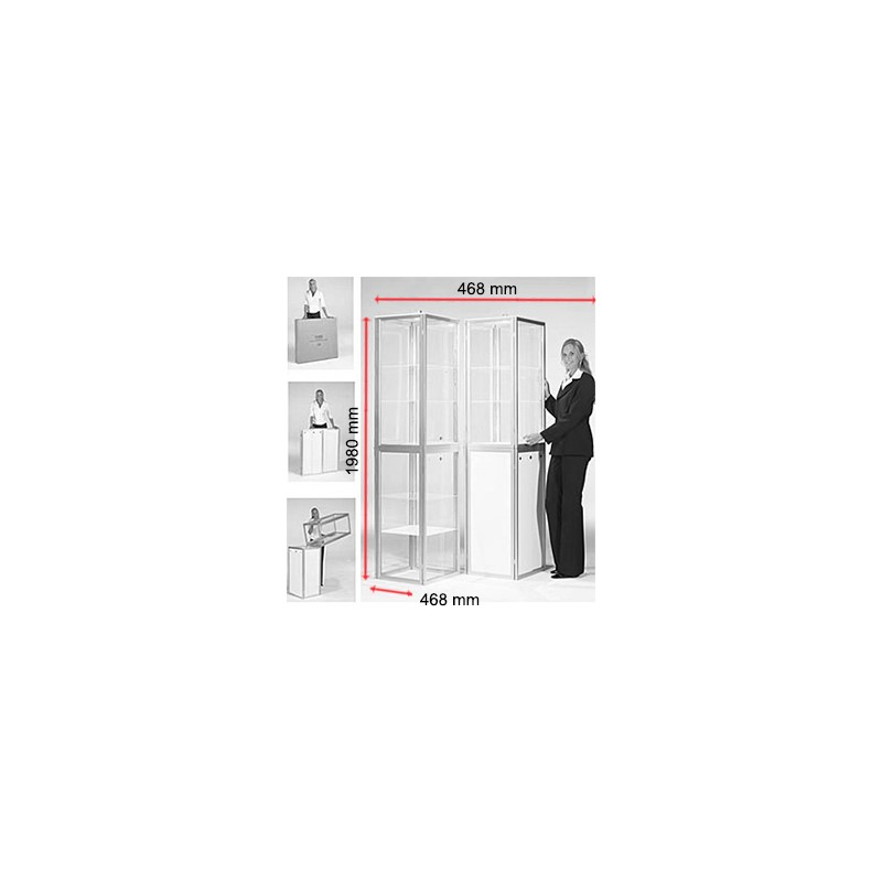 Display Cases For Trade Shows Glass Display Cabinets