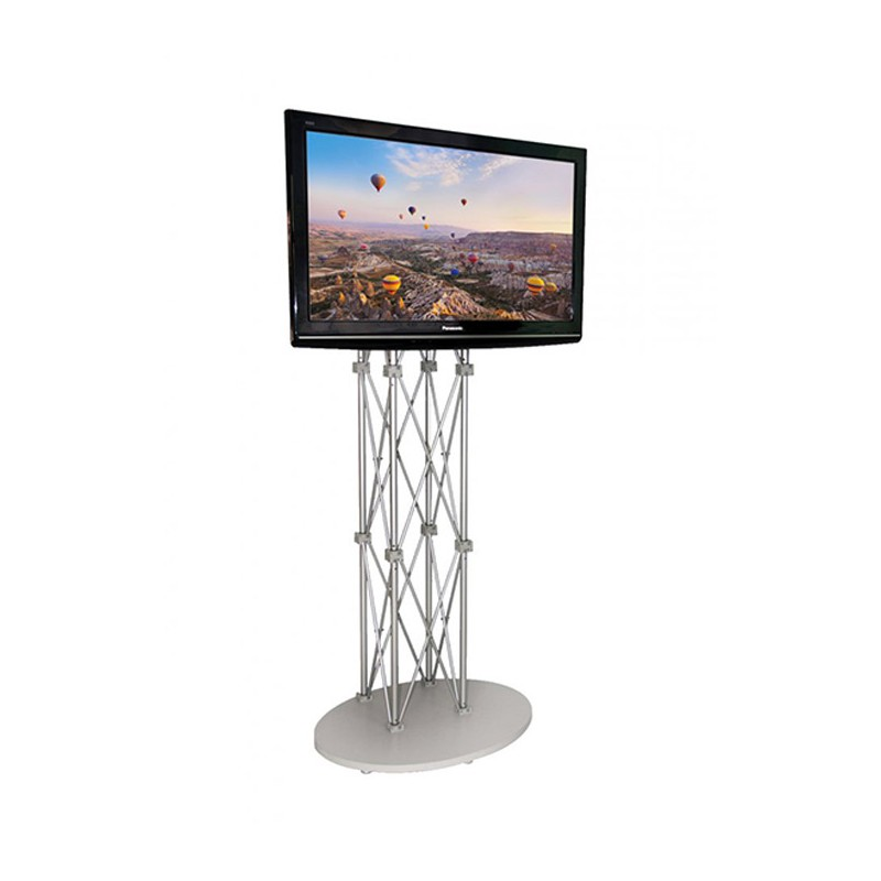 Trade Show Monitor Stand For Display Discount Displays