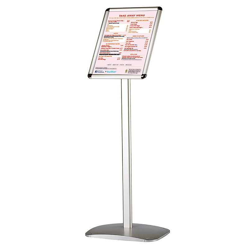 Free Standing Sign Holders Classy Free Standing Signs Displays