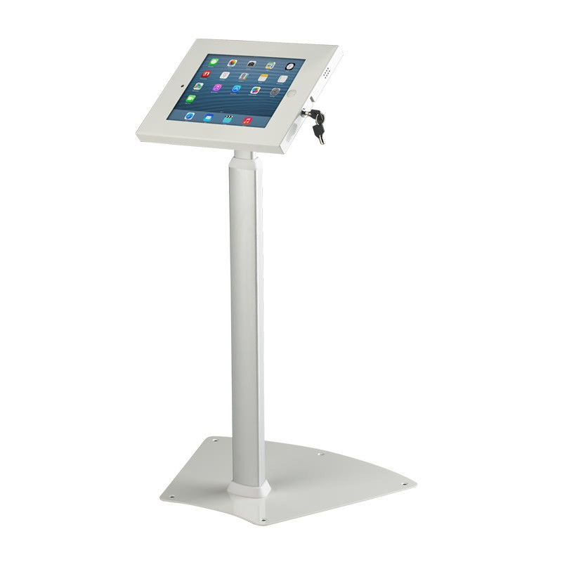 Exhibition Stand Measurements : Height adjustable trade show ipad stand discount displays