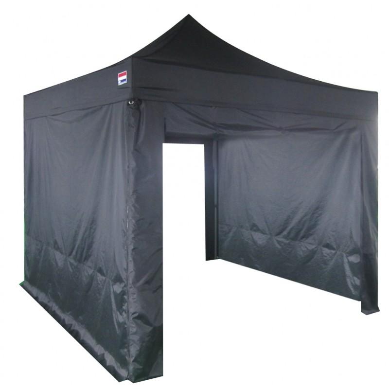 brand new 4b1d7 14719 Commercial Grade 3x3 Pop Up Tent   Blue, Black, White