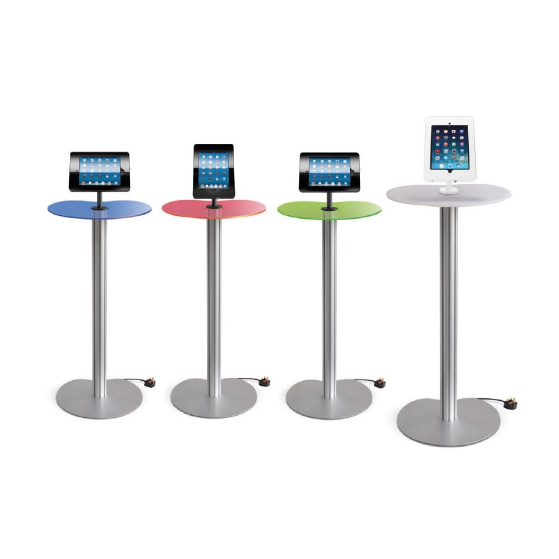 Exhibition Stand With Monitor : Ipad podium display stand