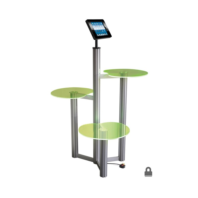 Exhibition Stand For Sale : Ipad point of sale display stand