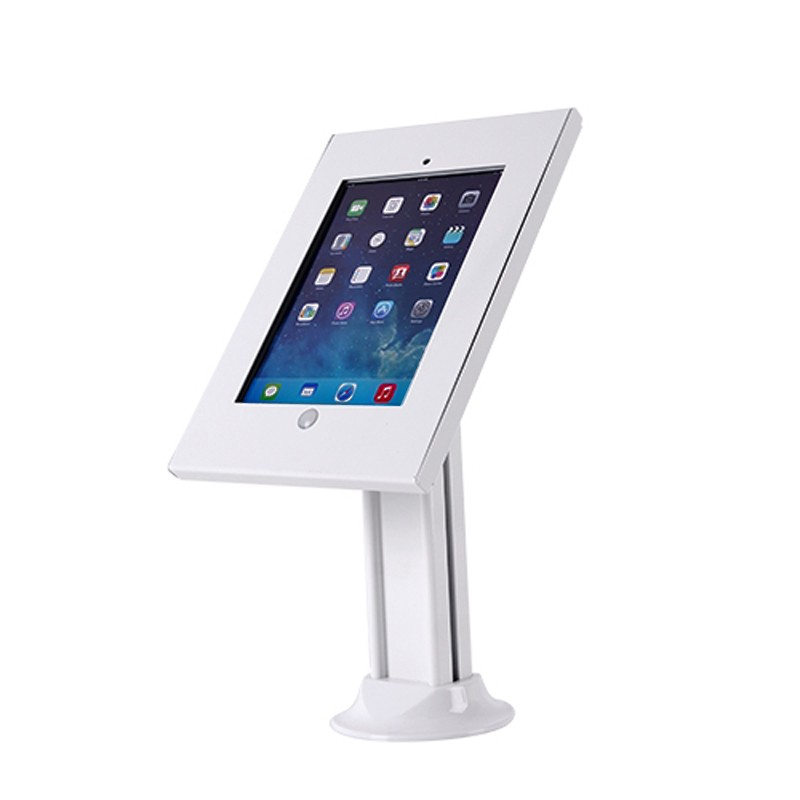 Lockable iPad Kiosk Stand