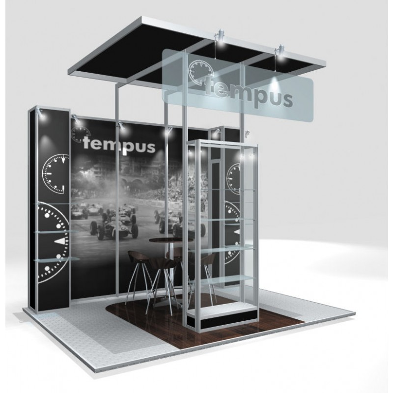 Modular Exhibition Stands For : Free modular stand design discountdisplays