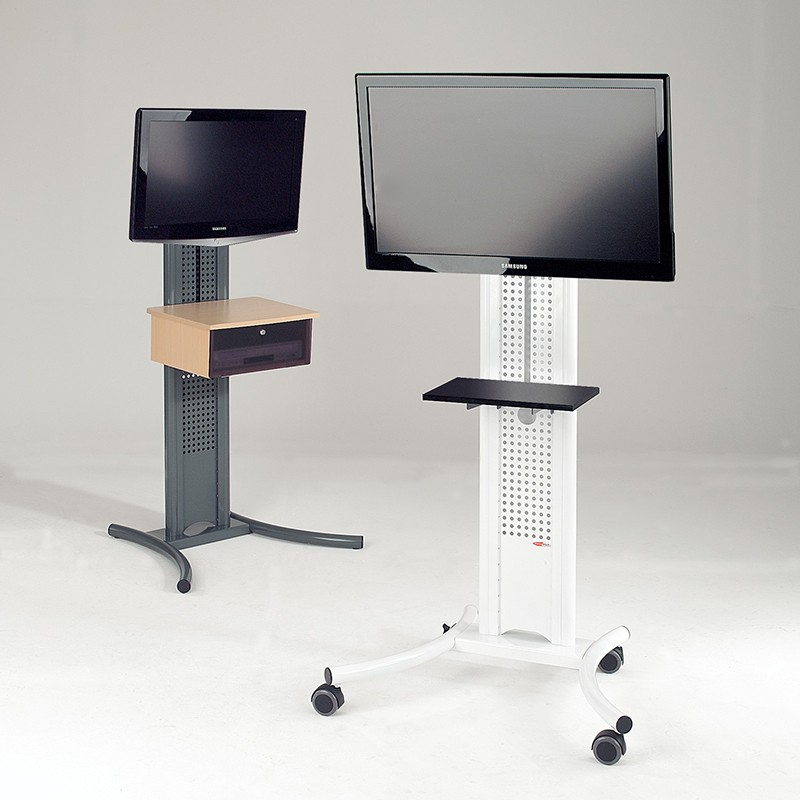 Modern Exhibition Stand Price : Mobile lcd stand up to quot plasma discount displays