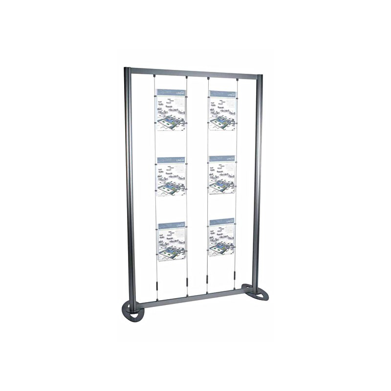 modular graphic display stand options from discount displays