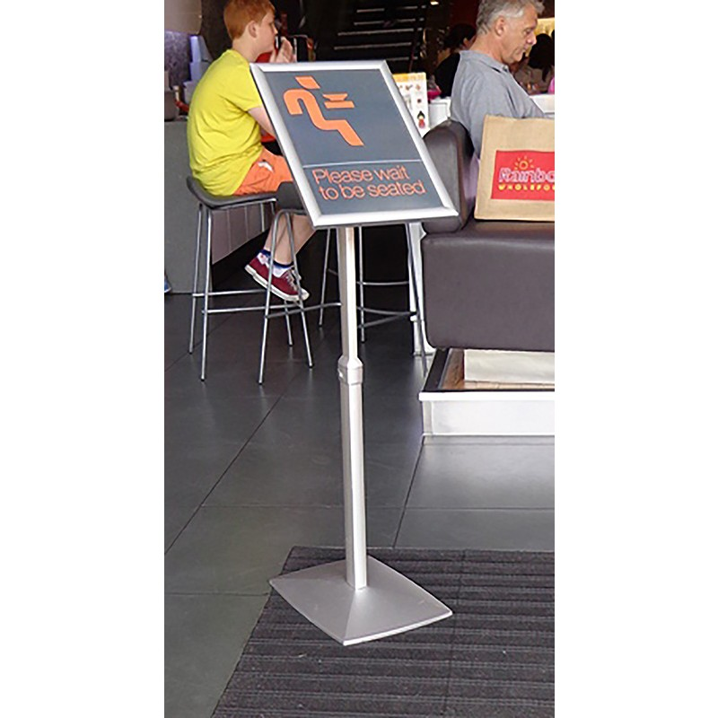 Free Standing Menu Board A3 Or A4 Display Stand