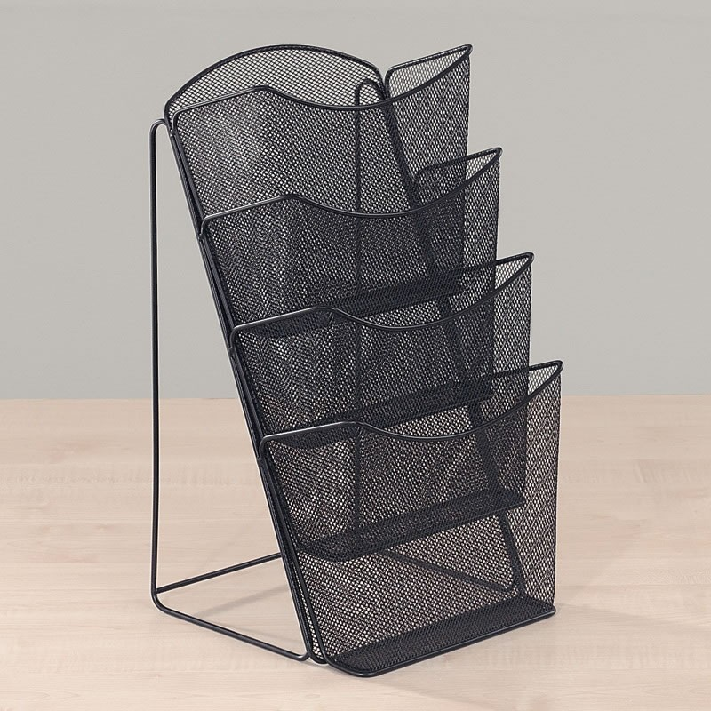 Wire Table Top Brochure Holder Discount Displays