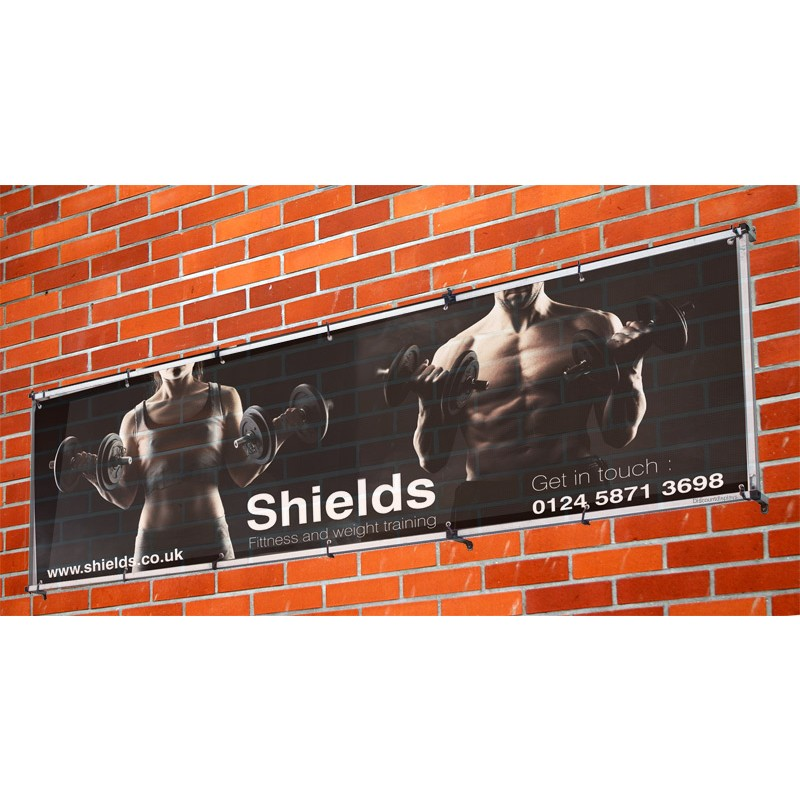 Mesh Pvc Banners Outdoor Mesh Banners Uk