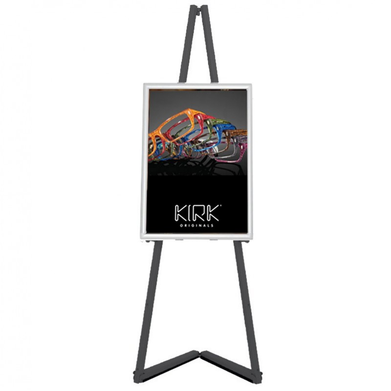 Portable Folding Display Easel Discount Displays
