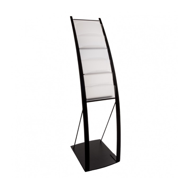 free standing magazine racks for office discount displays. Black Bedroom Furniture Sets. Home Design Ideas