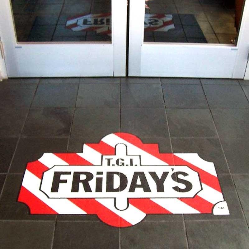 Floor Decals | Custom Vinyl Floor Decals & Graphics at Best Price ...