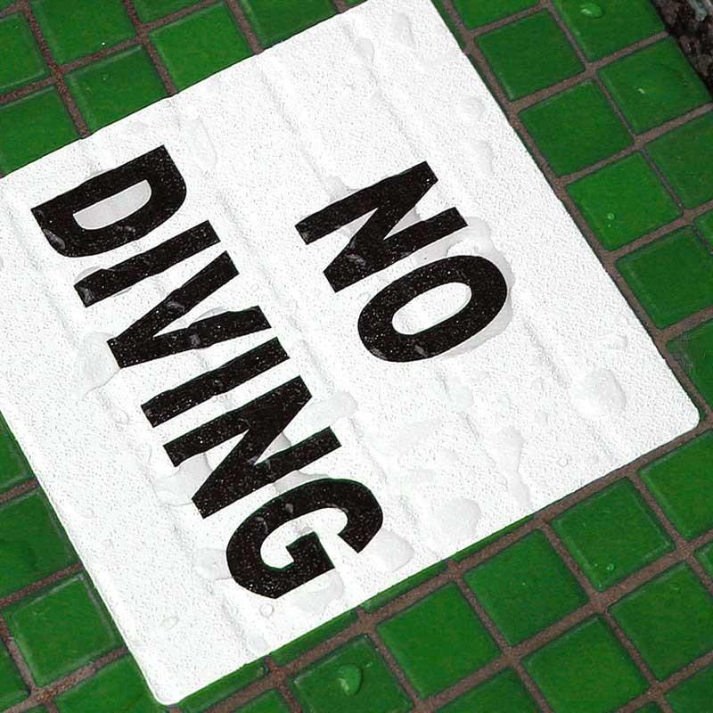 Floor Decal: Outdoor Floor Stickers