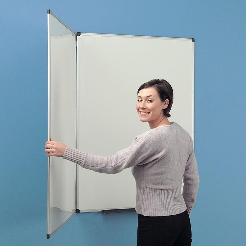 Folding Whiteboard Discount Displays