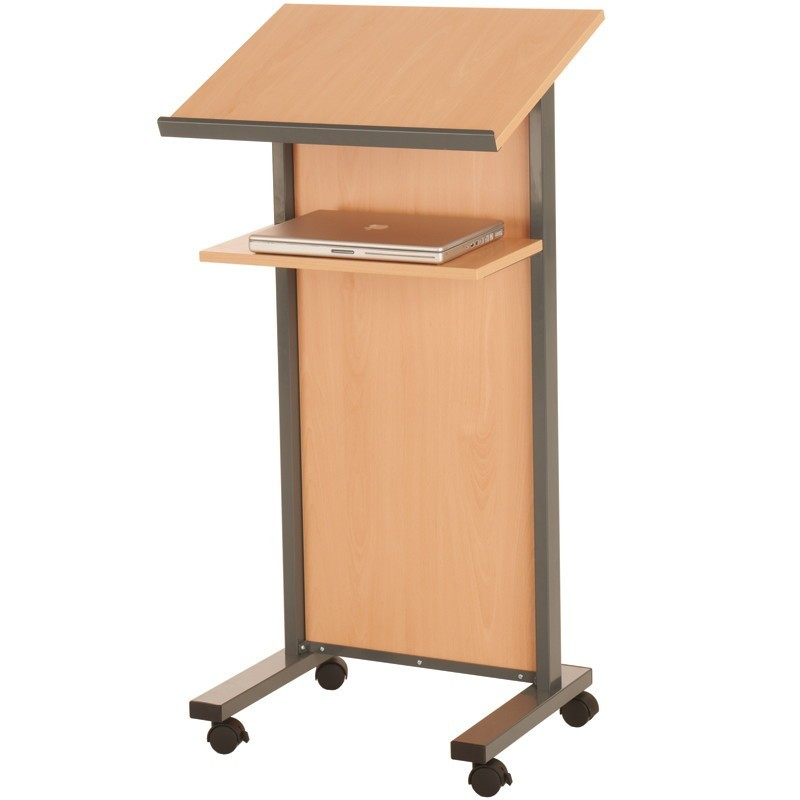 Exhibition Stand Vat : Wheeled lectern discount displays