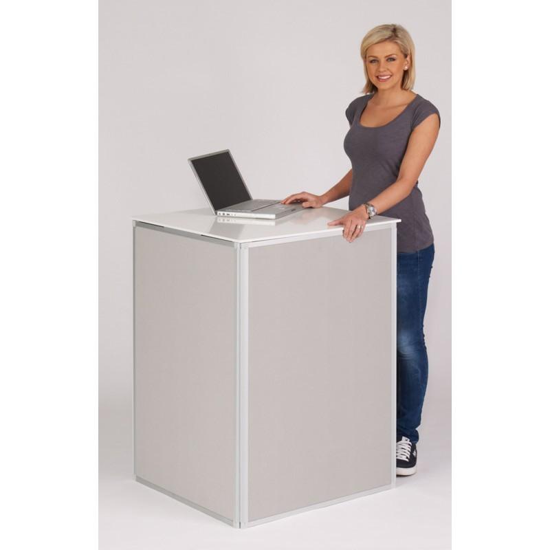 Heavy Duty Folding Display Plinth Discount Displays
