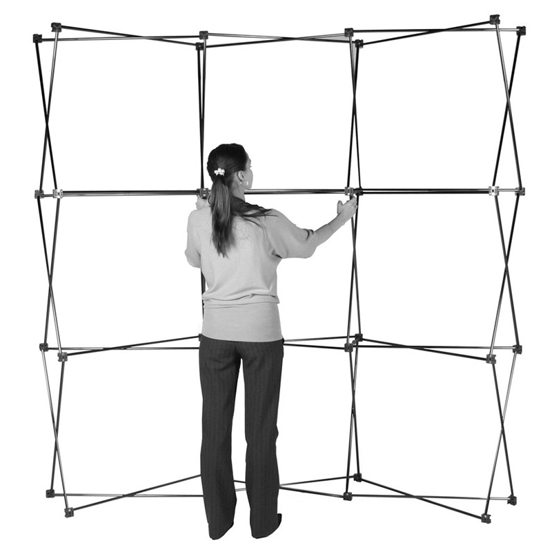 Exhibition Stand Frames : Pop up stand