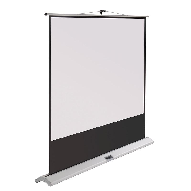 Portable Floor Projector Screen | Discount Displays