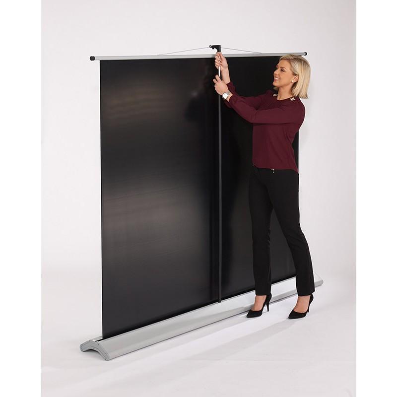 Portable Floor Projector Screen Discount Displays