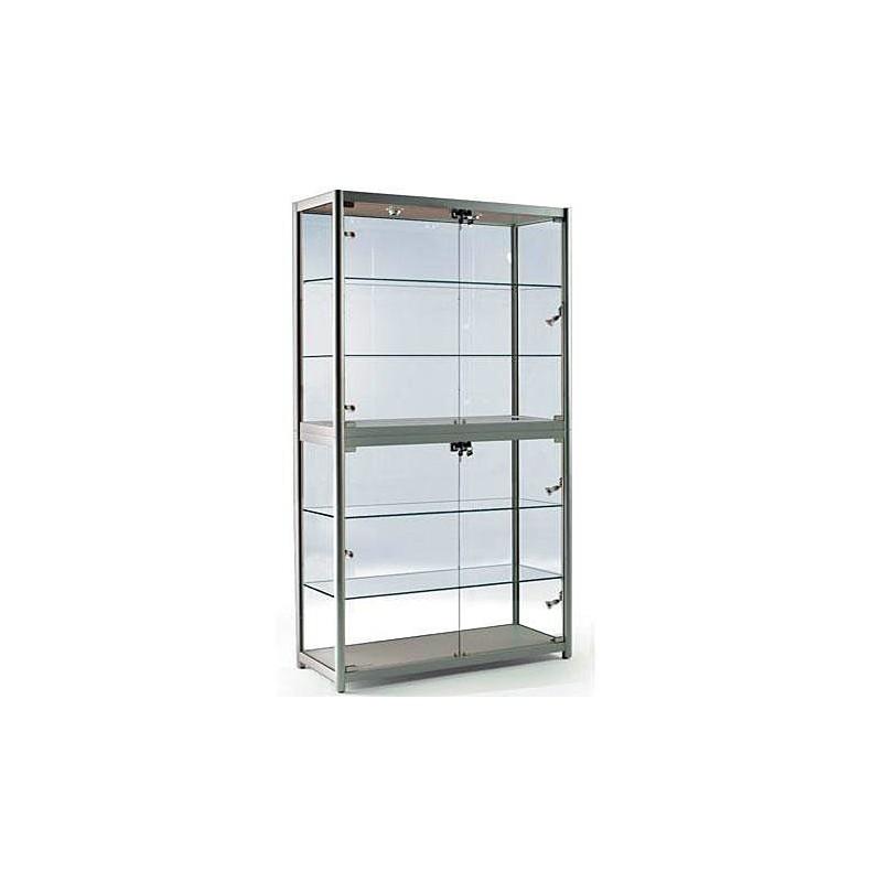 Portable Exhibition Unit : Portable xl tower showcase