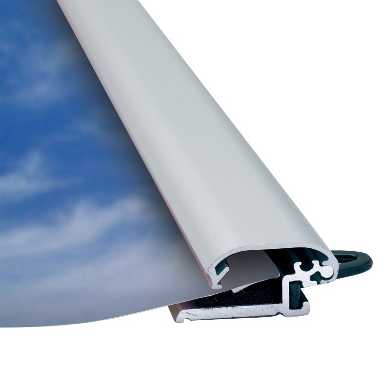 Poster Rails And Hangers Store Window Discount Displays