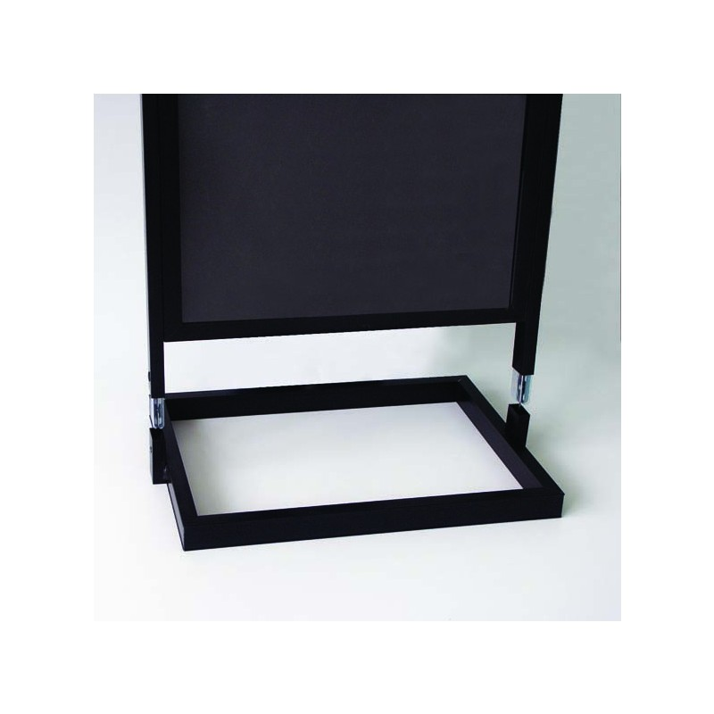 Freestanding Double Sided Poster Display Stand Discount