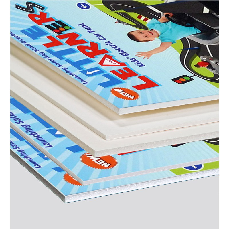 Foam Boards Printing Discount Displays