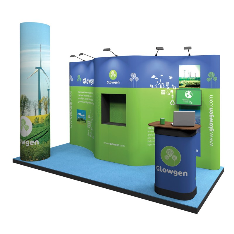 Exhibition Stand Extras : M m pop up exhibition stand kit discount displays
