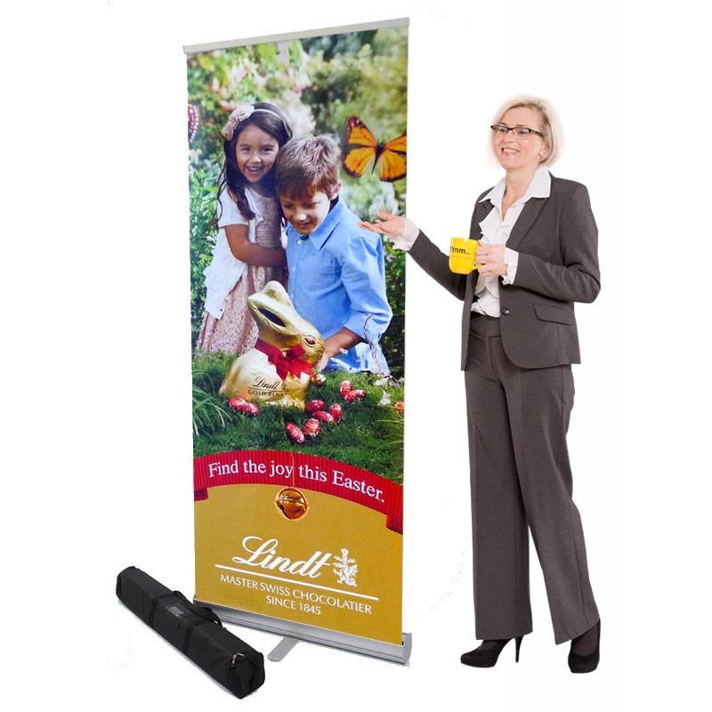 Exhibition Stand Eco : Eco roller pull up banner discount displays