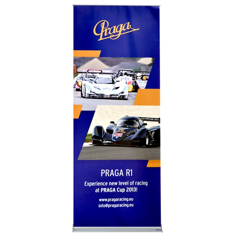 Roll Up Banners Easy Change Graphic Cassette Discount