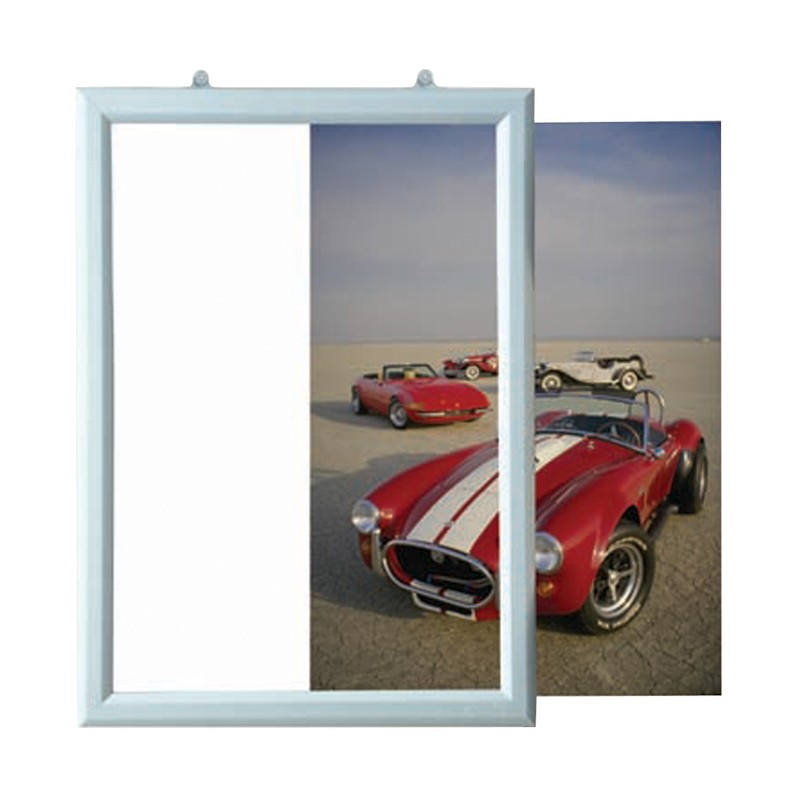 Double Sided Slide In Poster Frame Discount Displays