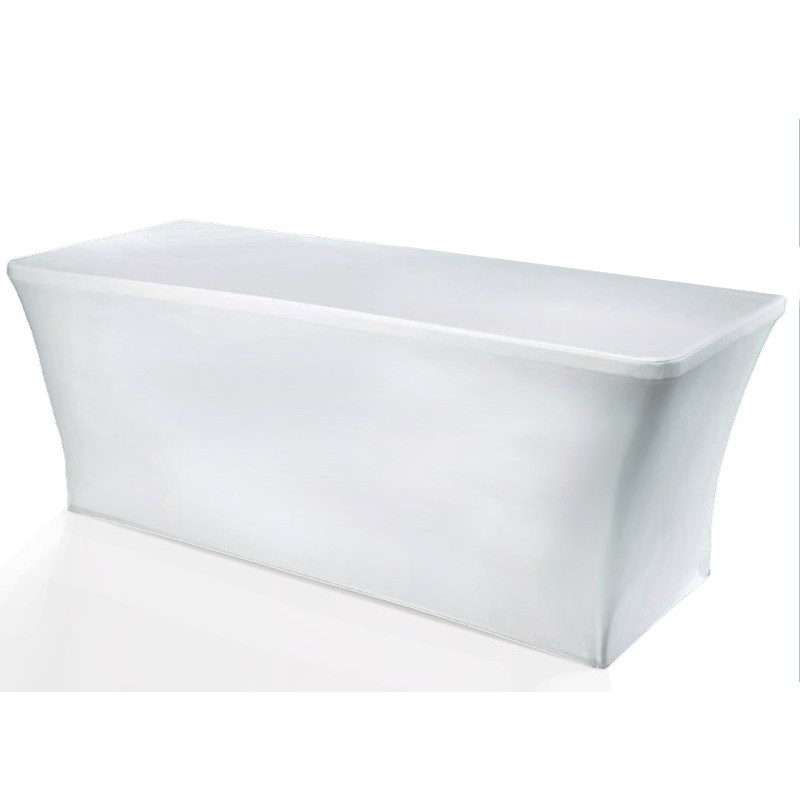Delightful Stretch Folding Table Cover