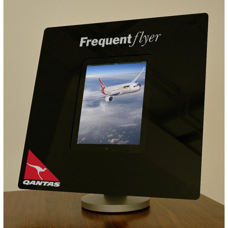 Table Top Tablet Enclosure Discount Displays