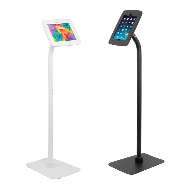 Tablet Floor Stand Launchpad Display