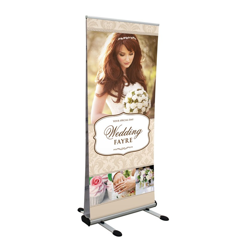 Exhibition Stand Roll Up : Outdoor roll up banner stand discount displays