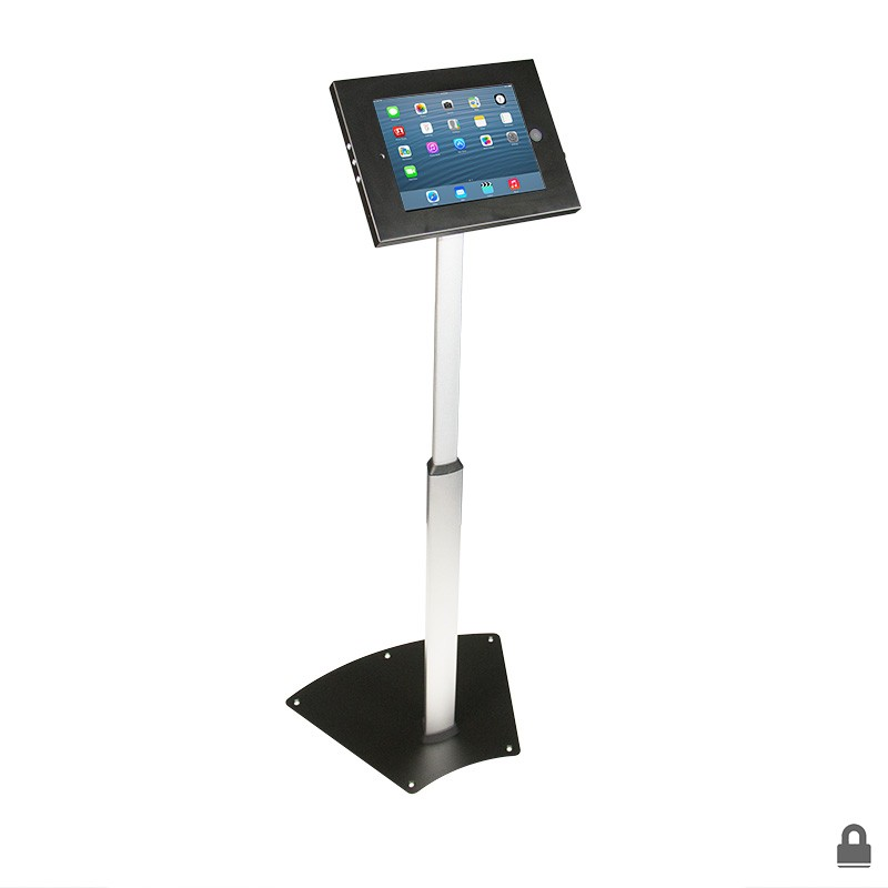 Trade Display Stands : Trade show ipad stand height adjustable