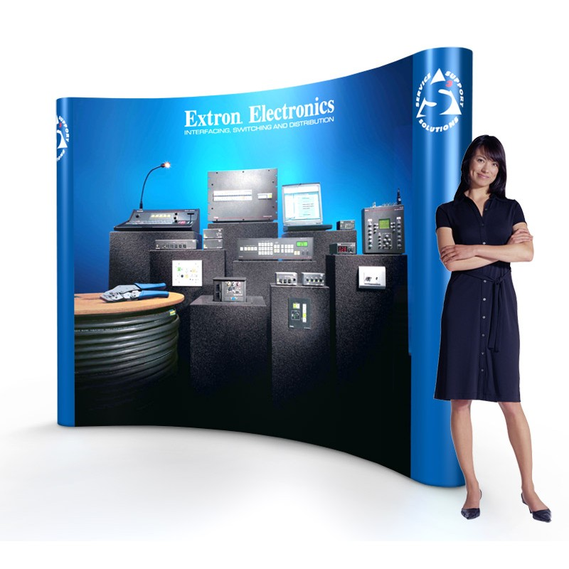 3x4 Pop Up Stand Discount Displays