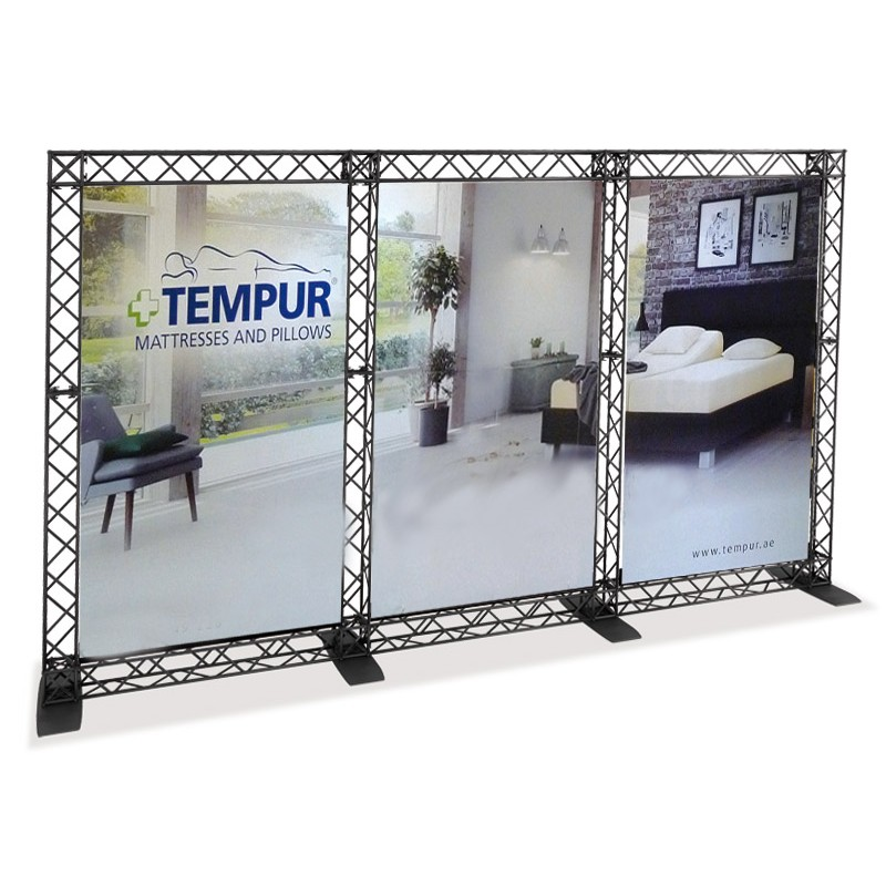 Modular Exhibition Display Stands : Modular exhibition systems discount displays