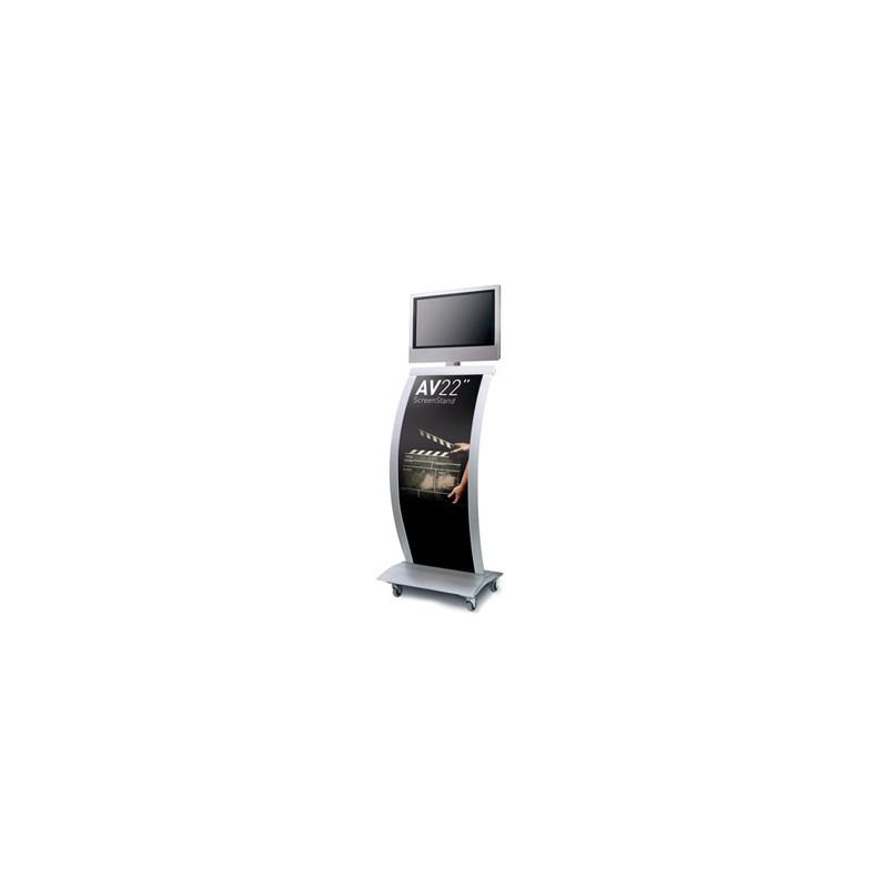 Exhibition 40 TV Display Stand Discount Displays Beauteous Exhibition Tv Display Stands